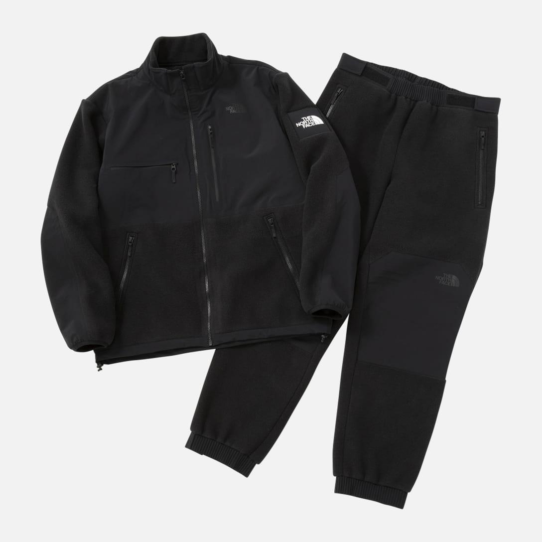 【限定】Tech Denali Jacket & bottoms(ジャケット2万1000円、ボトムス1万8000円)