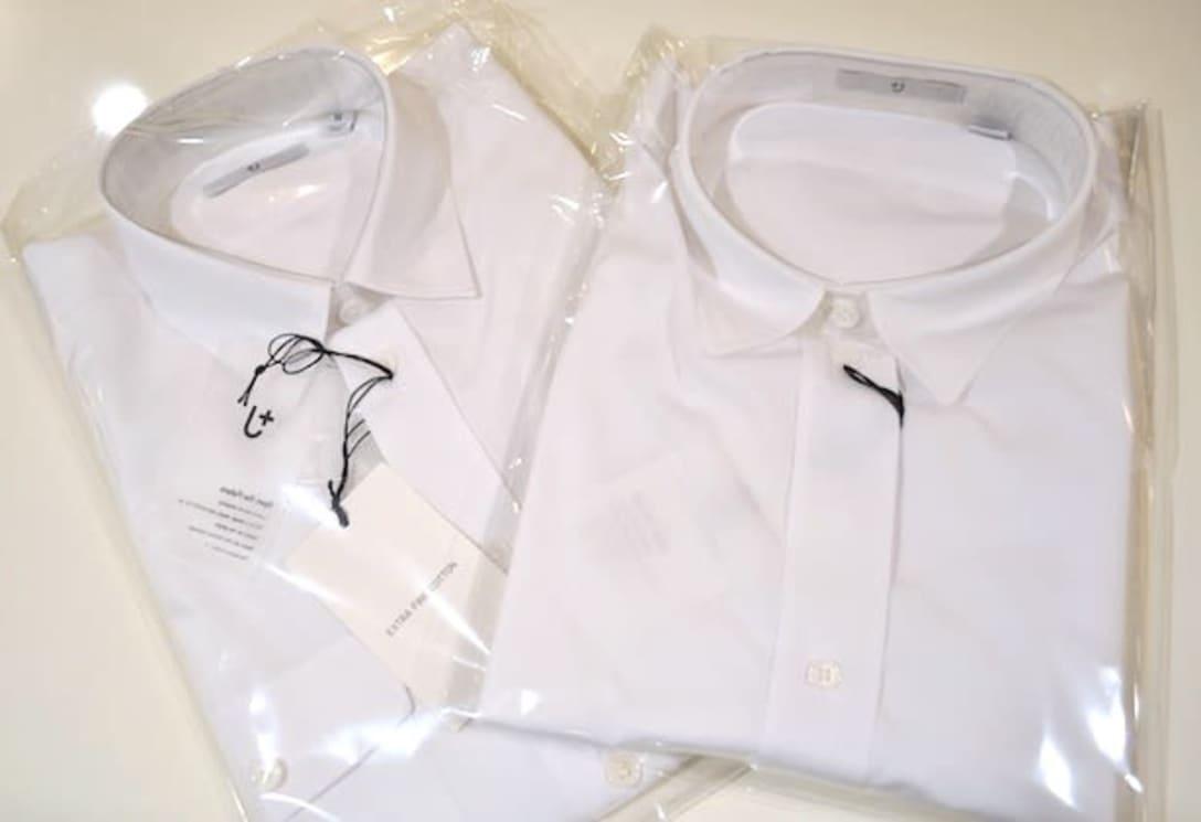 「+J」のシャツ