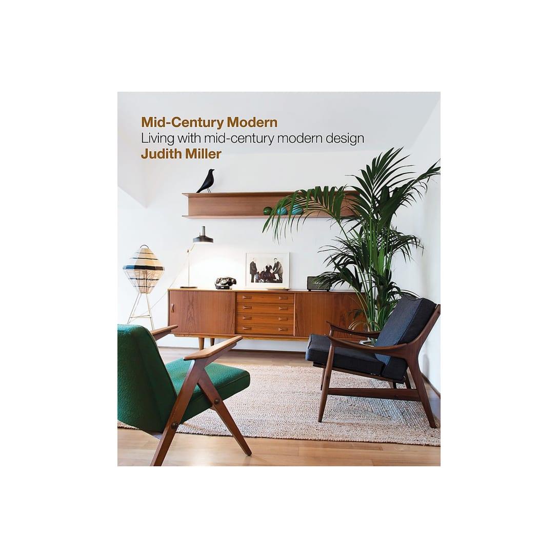 Miller's Mid-Century Modern: Living with Mid-Century Modern Design ¥496