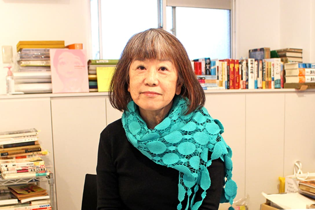 渋谷パルコオープンの翌年から数年間、パルコの劇場と出版で仕事をしていた東海晴美さん。