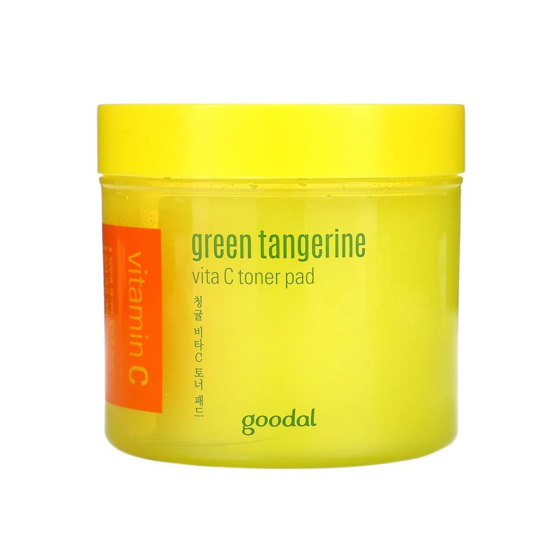 goodalGreen Tangerine, Vita C Toner Pad(70枚入り)¥2,163