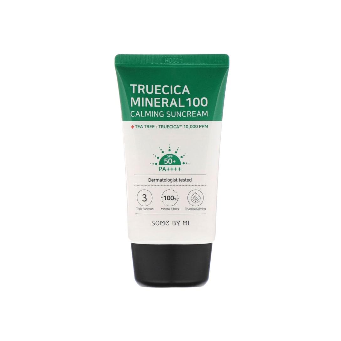 Some By Mi Truecica Mineral 100 Calming Suncream(SPF50+/PA++++・50ml)¥1,414