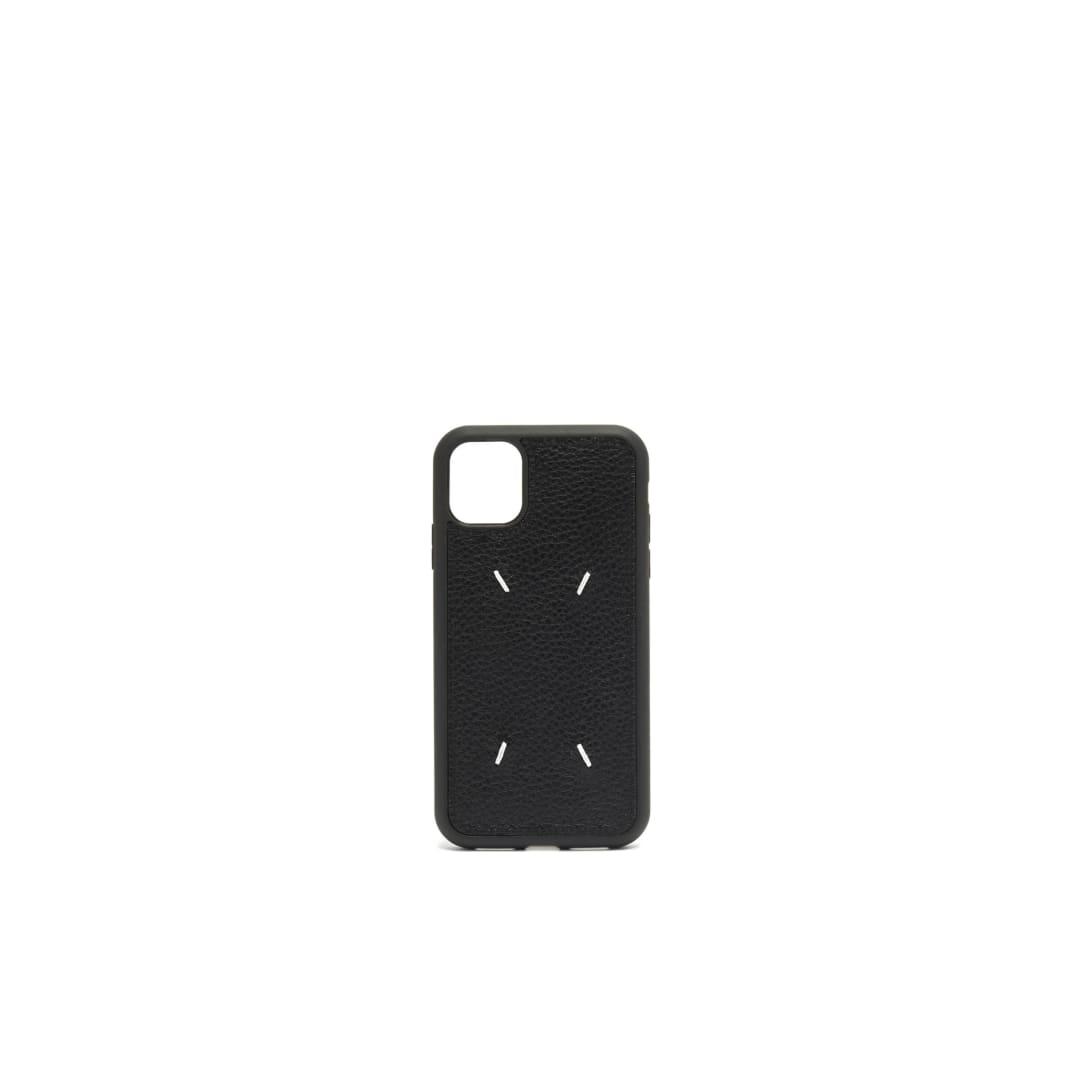 Maison Margiela 4ステッチ iPhone® 11 レザーケース ¥20,318