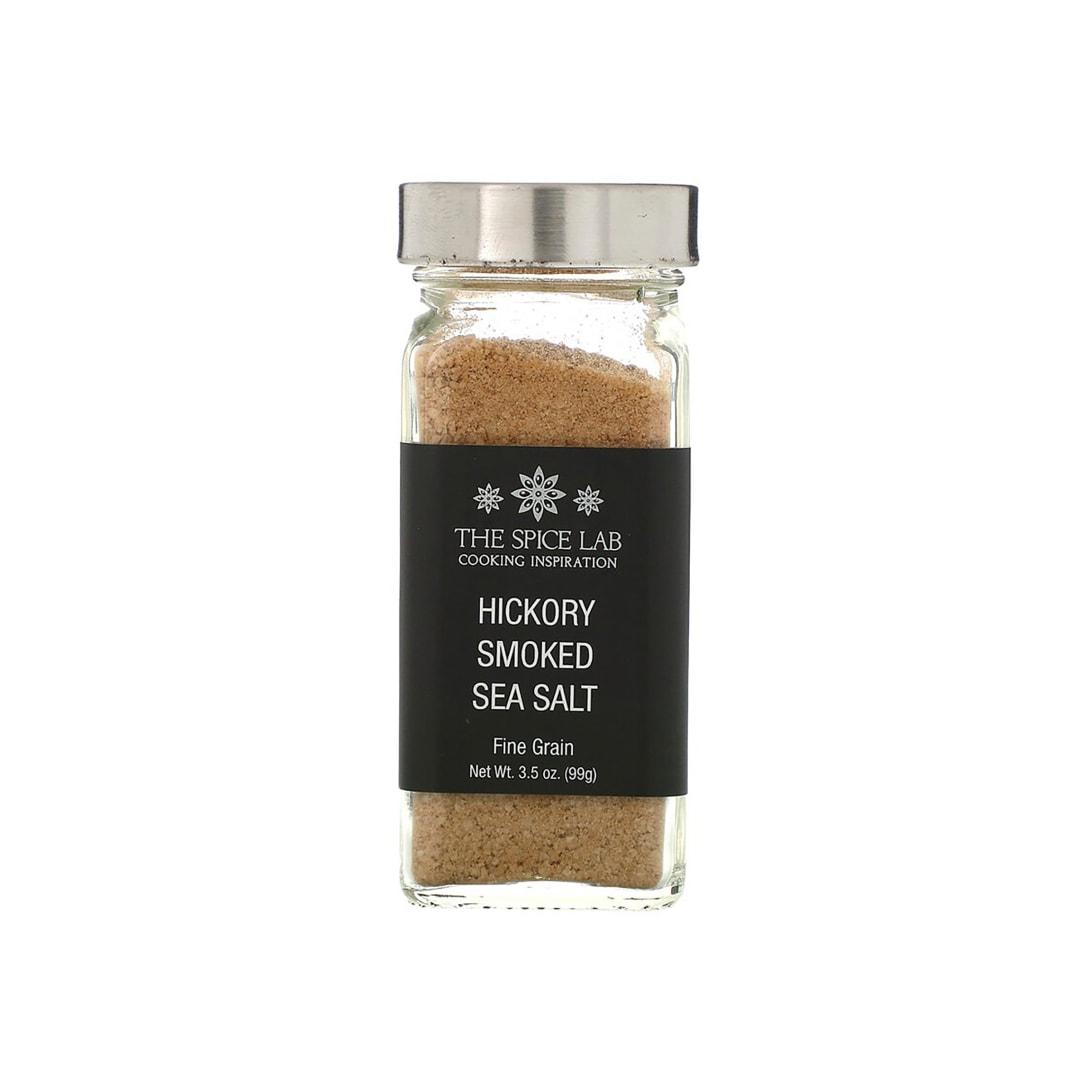 The Spice Lab Hickory Smoked Sea Salt Fine Grain(99g)¥545