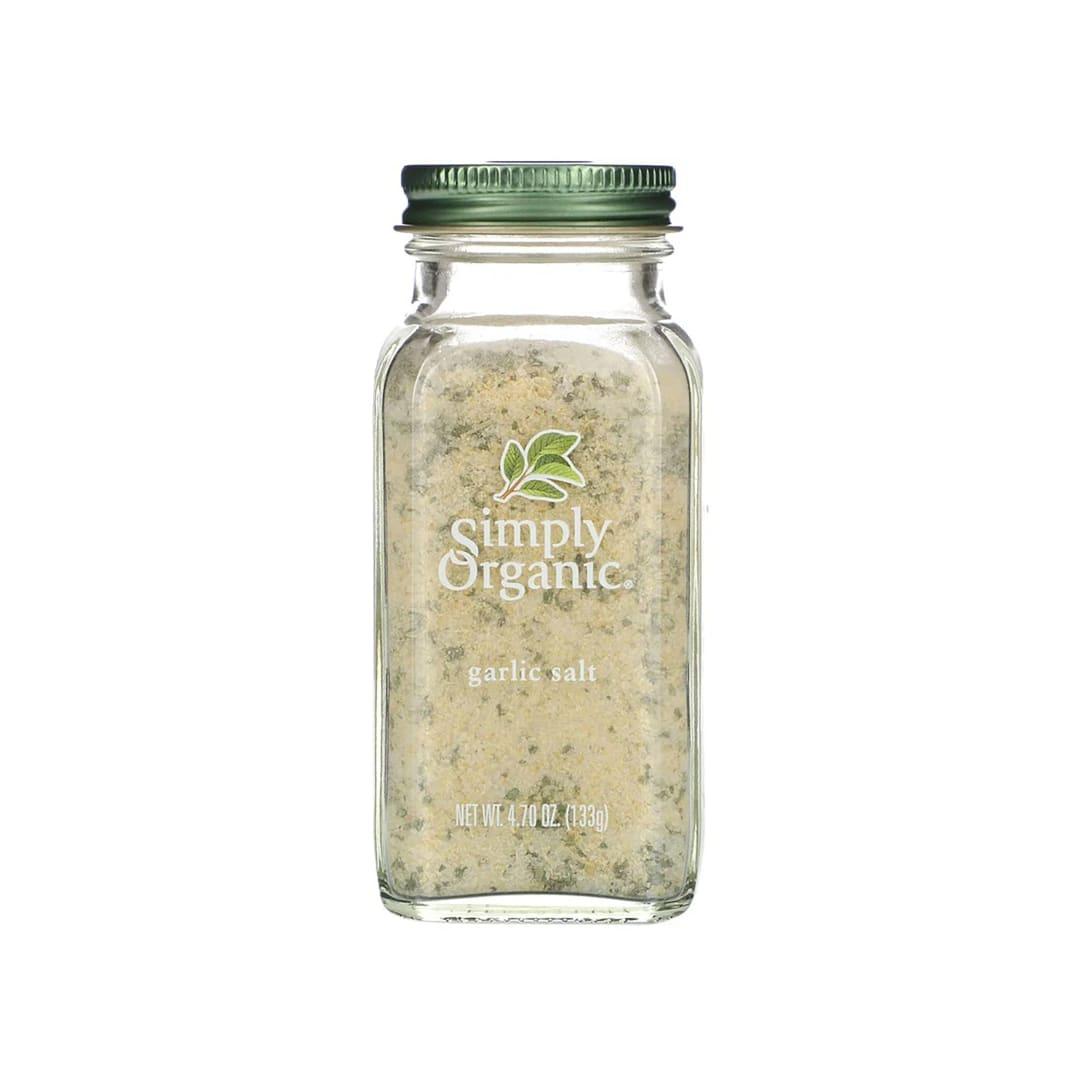 Simply Organic ガーリックソルト(133g)¥522