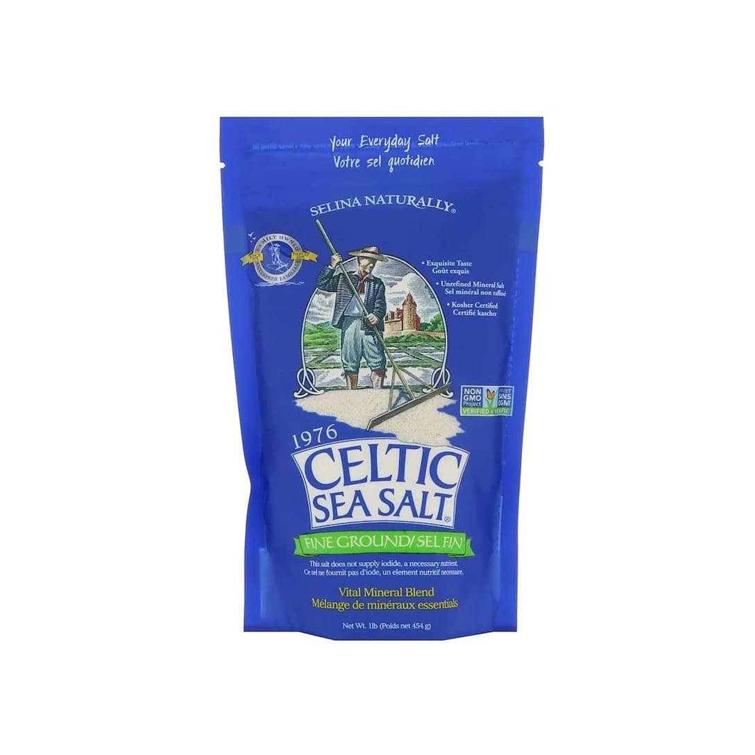 Celtic Sea Salt ファイングラウンド バイタルミネラルブレンド(454g)¥1,201