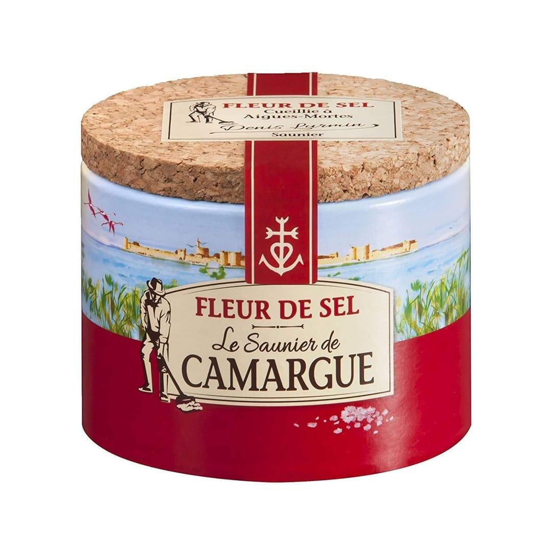 Le Saunier de Camargue カマルグの塩 フルール・ド・セル(125g)¥1,350