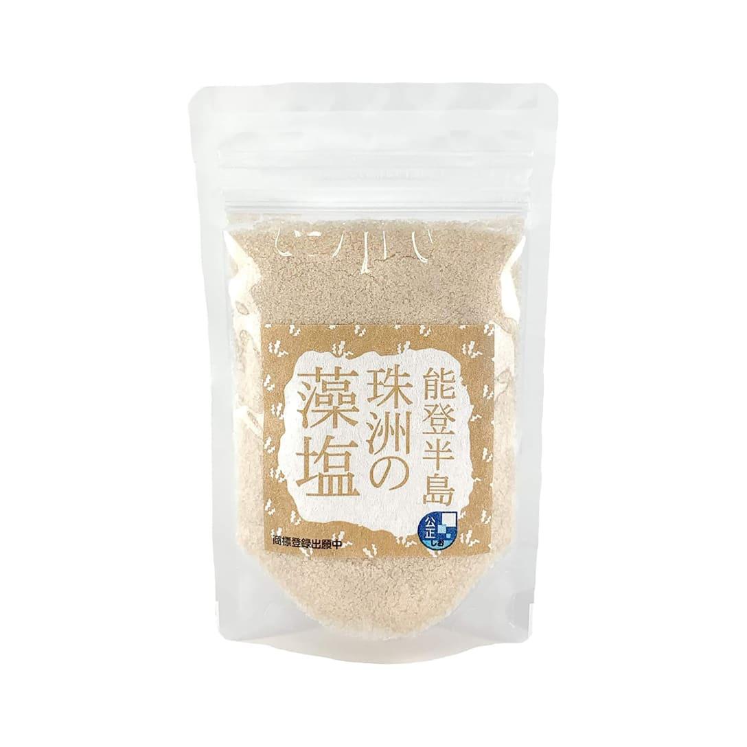 新海塩産業 能登半島 珠洲の藻塩(100g)¥990