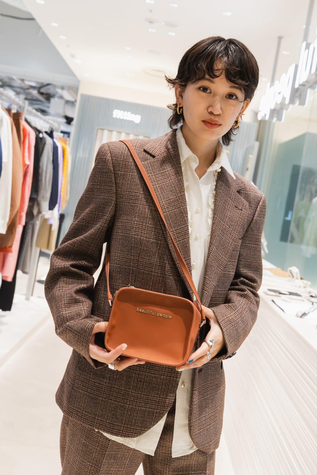 ポケッタブルショッピングバッグ 3万5000円
