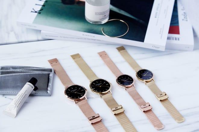 quality design d43c2 1dd10 オランダ発の時計ブランド「ローズフィールド」が本格上陸