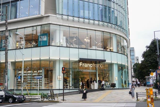 ラウンジ バイ フランフランから刷新「フランフラン 青山店」が公開