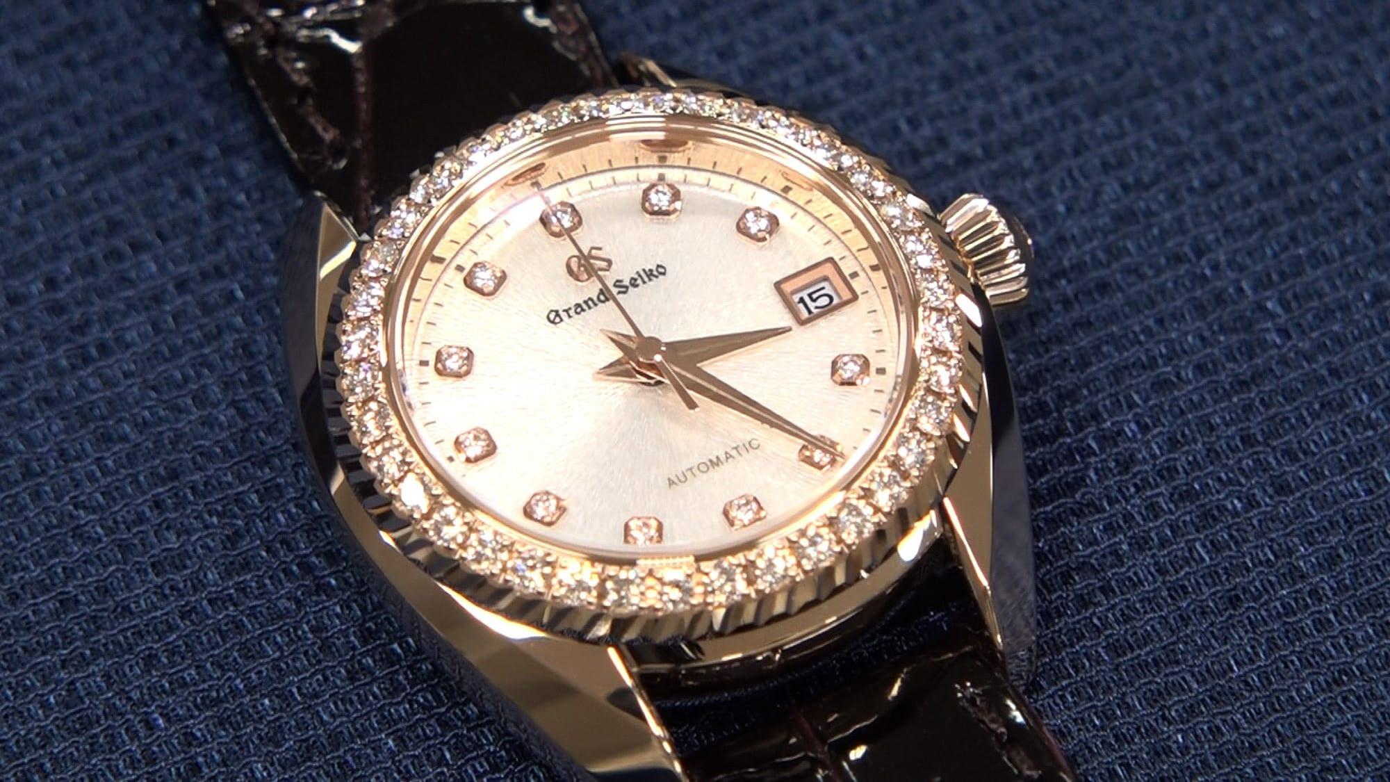 cheap for discount d1b27 ca9c6 日本VSスイス、セイコーとウブロの高級時計作りの裏側を「ガイア ...