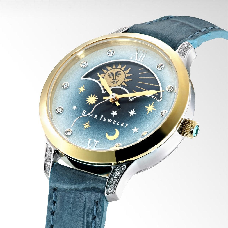 d248e43601 昼は太陽、夜は月が出るスタージュエリーの完売時計が復活