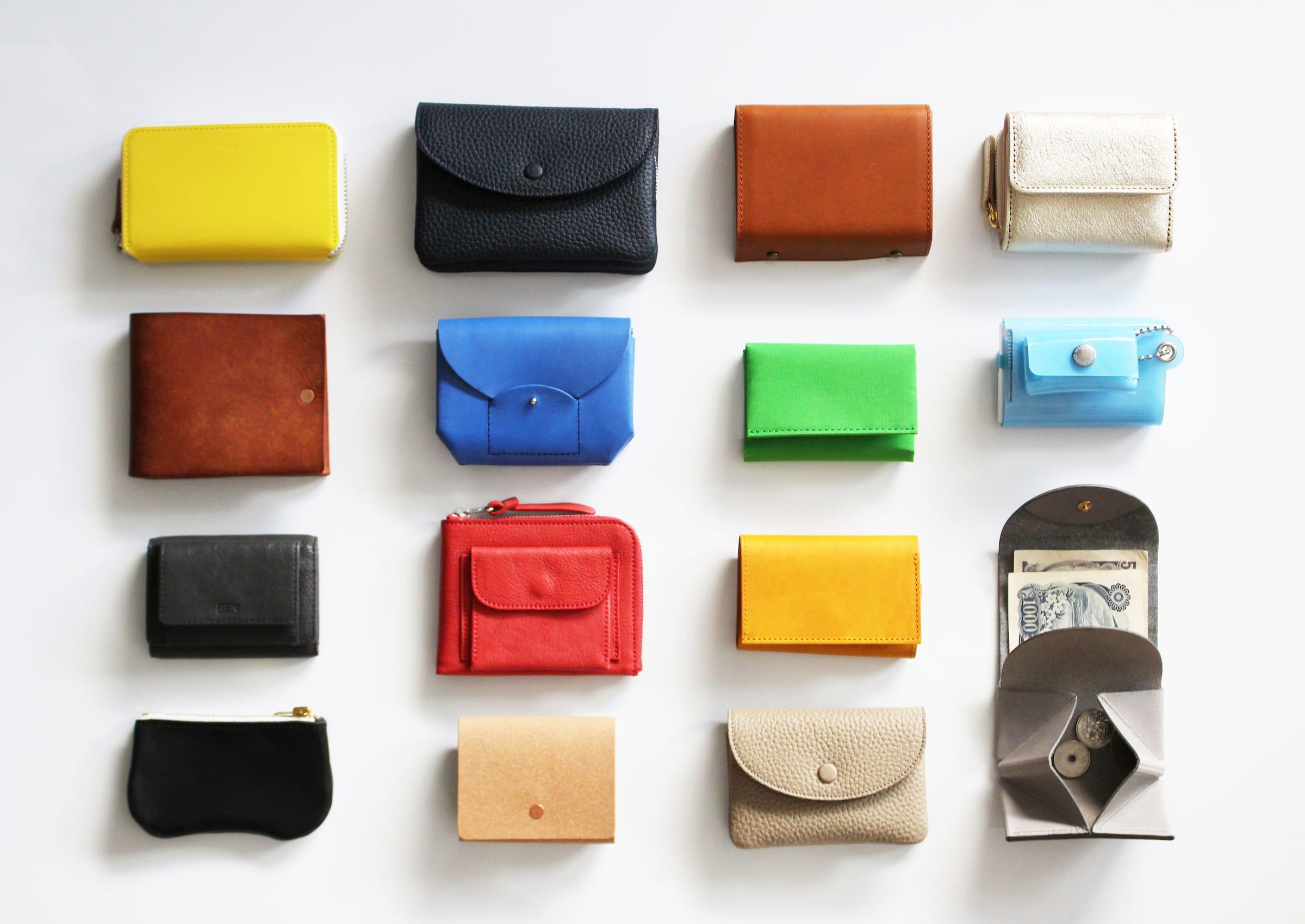 d881b1571e4d 人気の「小さな財布展」が自由が丘で再び開催、10ブランド以上が集結