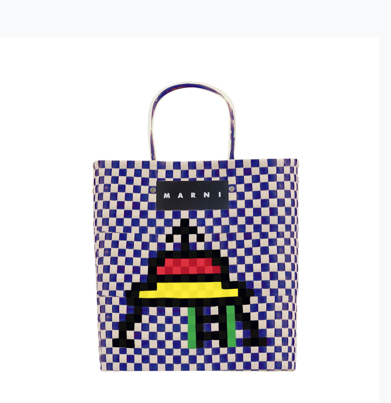 de125d333991 マルニが「マルニ マーケット」開催、人気のピクニックバッグや限定商品 ...