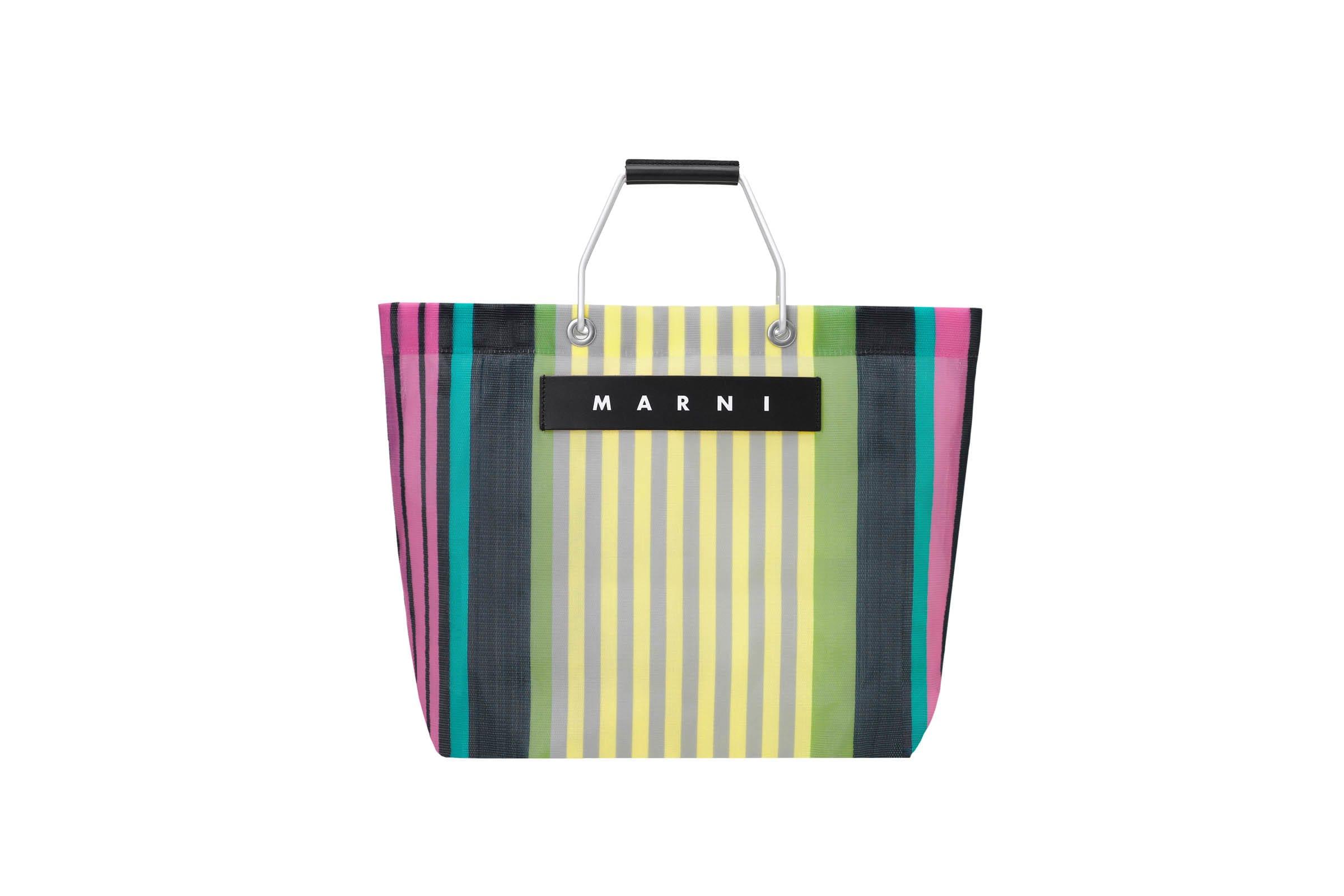 c88b910a9cf4 マルニが「マルニ マーケット」開催、人気のピクニックバッグや限定商品 ...