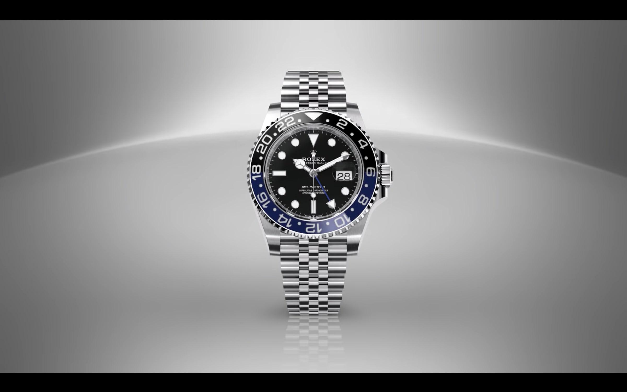huge selection of 93175 0a07e ロレックスが2019年の新作発表 GMT青黒ベゼル新作に注目が集まる