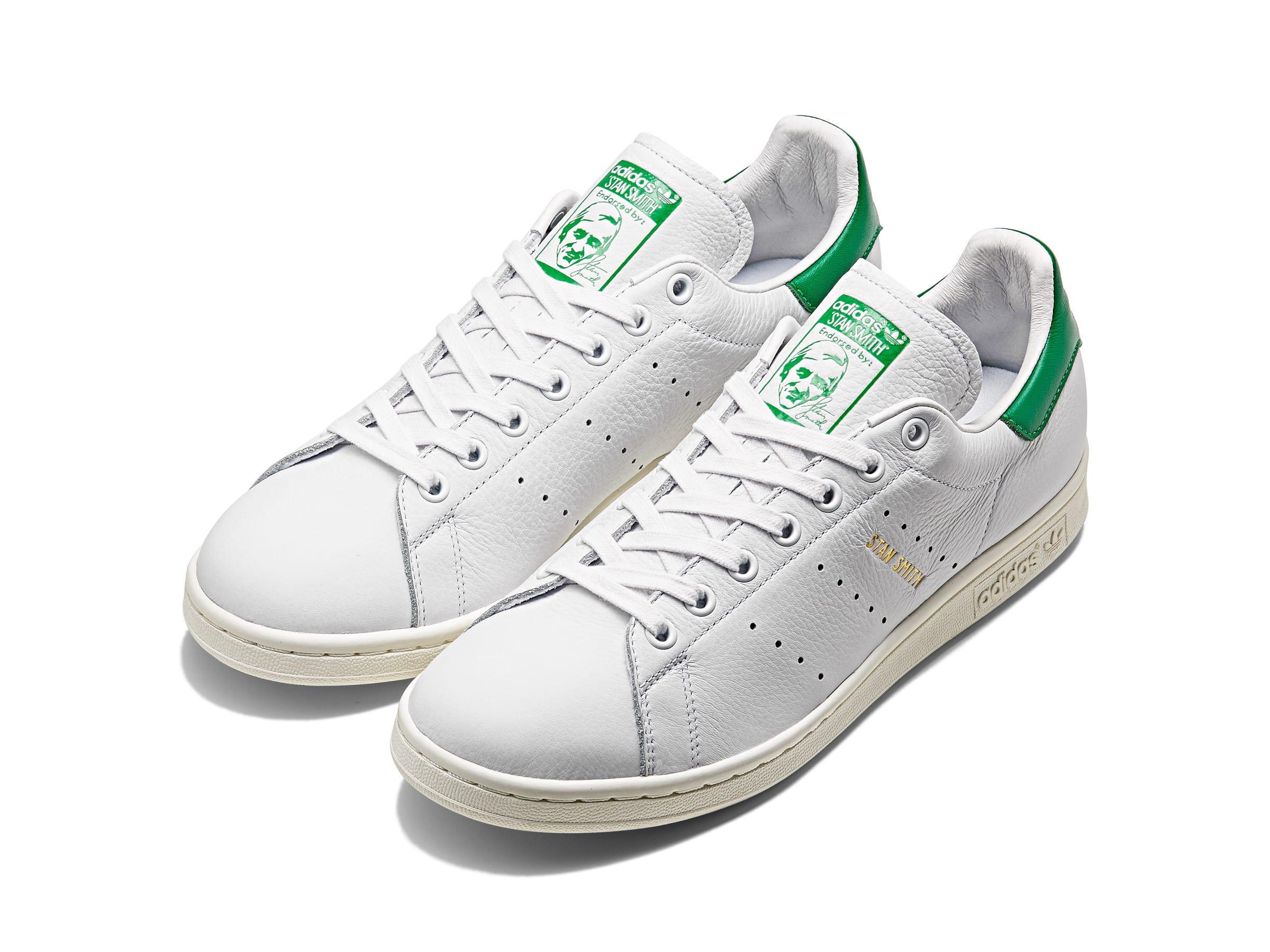 e6a9beee8b32a 「アディダス オリジナルス(adidas Originals)」が2019年春夏シーズンの新作として、元プロテニスプレーヤーのスタン・スミスとの終身契約を記念した限定  ...