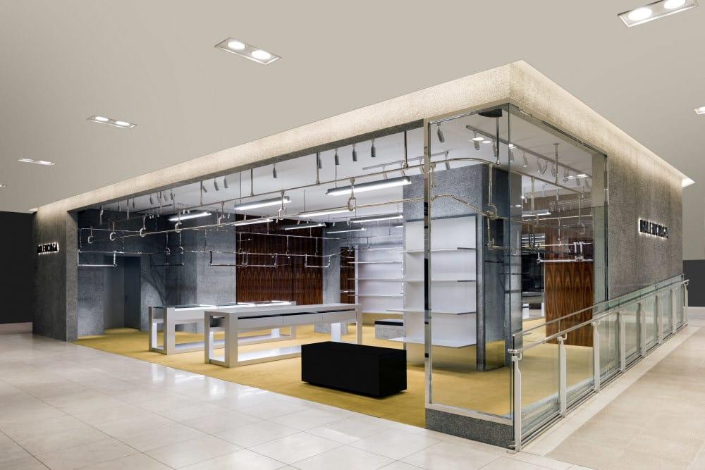 info for 1e049 cc11d バレンシアガ」高島屋大阪店がリニューアル、メンズウェアの ...