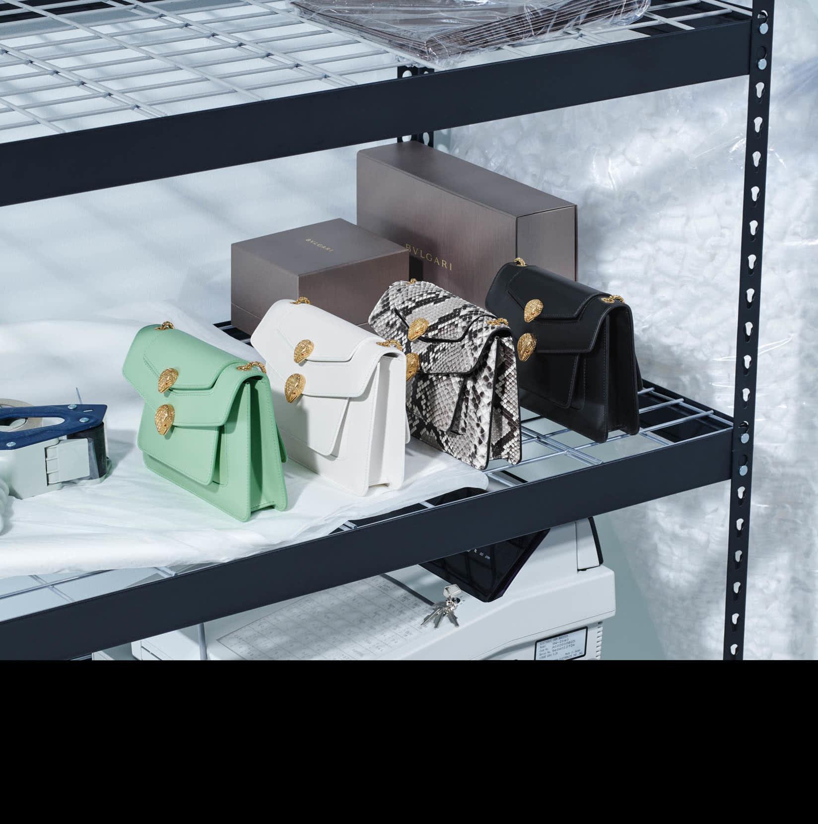 wholesale dealer 04b17 f9e9a ブルガリ」アレキサンダーワンとのカプセルコレクションを発表 ...