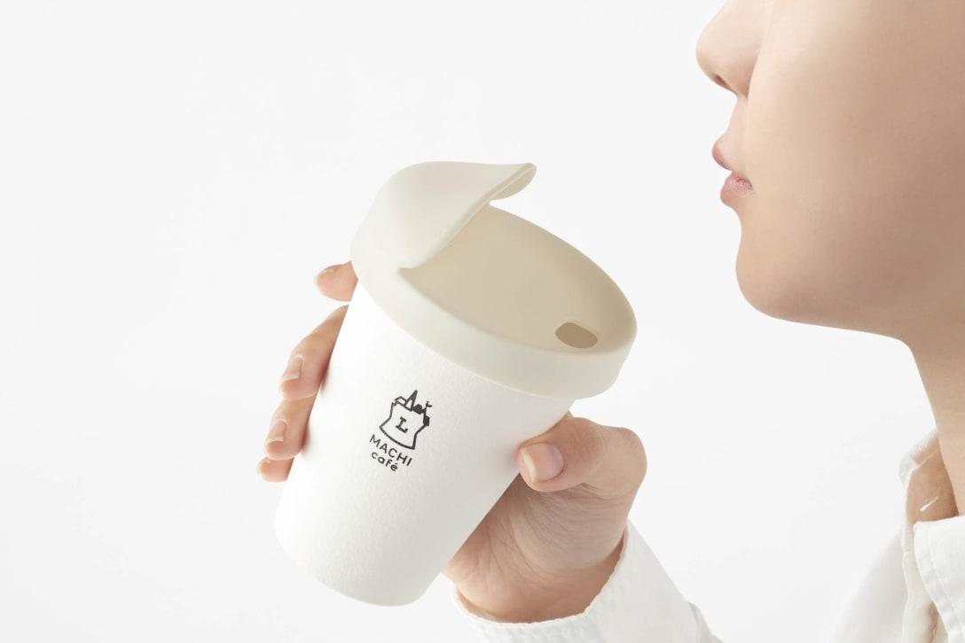 環保新高度!nendo X 日本超商Lawson打造環保杯蓋、保留咖啡香氣設計成創意亮點