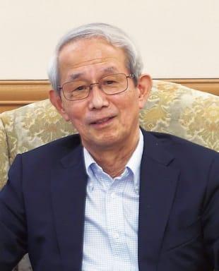 日本ファッション教育振興協会濱田勝宏理事長