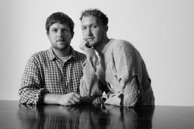 ジェイク・バートとステファン・クック