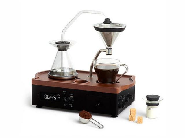 4cb66af1b4 コーヒーを淹れてくれる目覚まし時計が登場