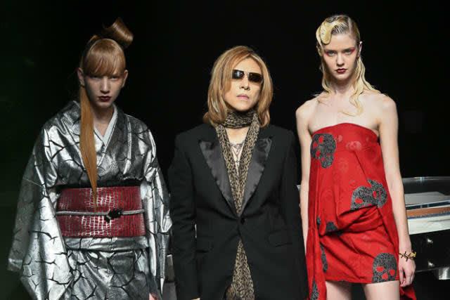 楽天が冠スポンサーを務める初の東京ファッションウィーク