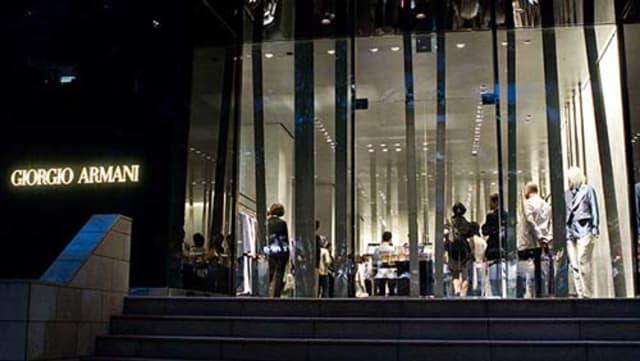 b031f715f54f ジョルジオ アルマーニ、六本木ヒルズけやき坂に大型店をオープン