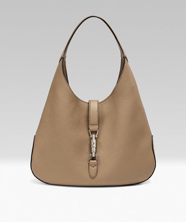 premium selection 1c420 e9ea7 グッチが新作バッグ「ジャッキー ソフト」を伊勢丹で先行販売