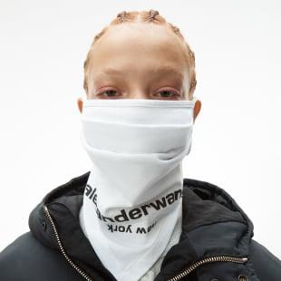 alexanderwang Logo bandana mask