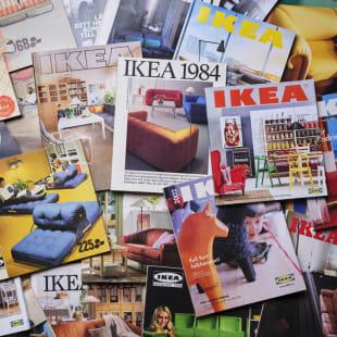IKEA カタログ