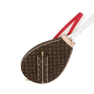 ルイ・ヴィトン エテュイ・ラケット テニス
